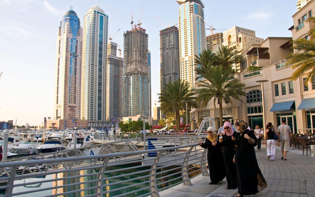 Women arrested for public debauchery after naked stunt in Dubai