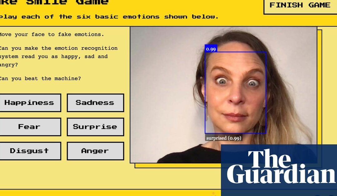 Scientists create online games to show risks of AI emotion recognition...