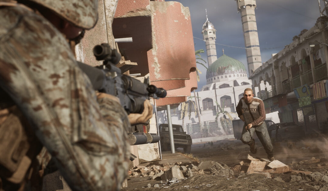Is killing Arabs just a game to some?