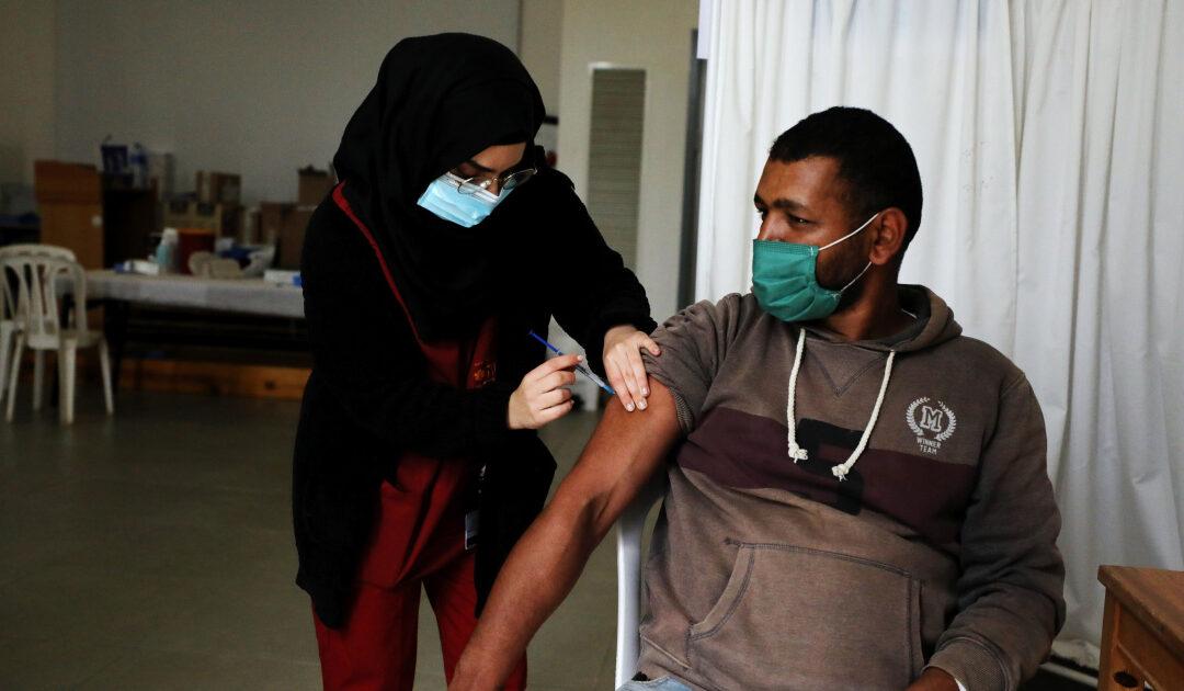 'Tightening their stranglehold': COVID-19 crackdown in MENA