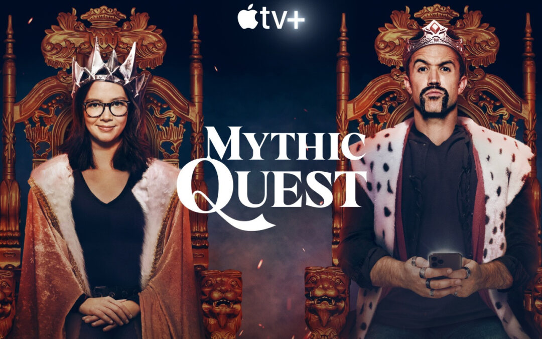 "'Mythic Quest' Announces Surprise Second Pandemic Special, ""Everlight"""