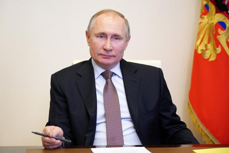 Putin signs law allowing him to run for TWO MORE terms...