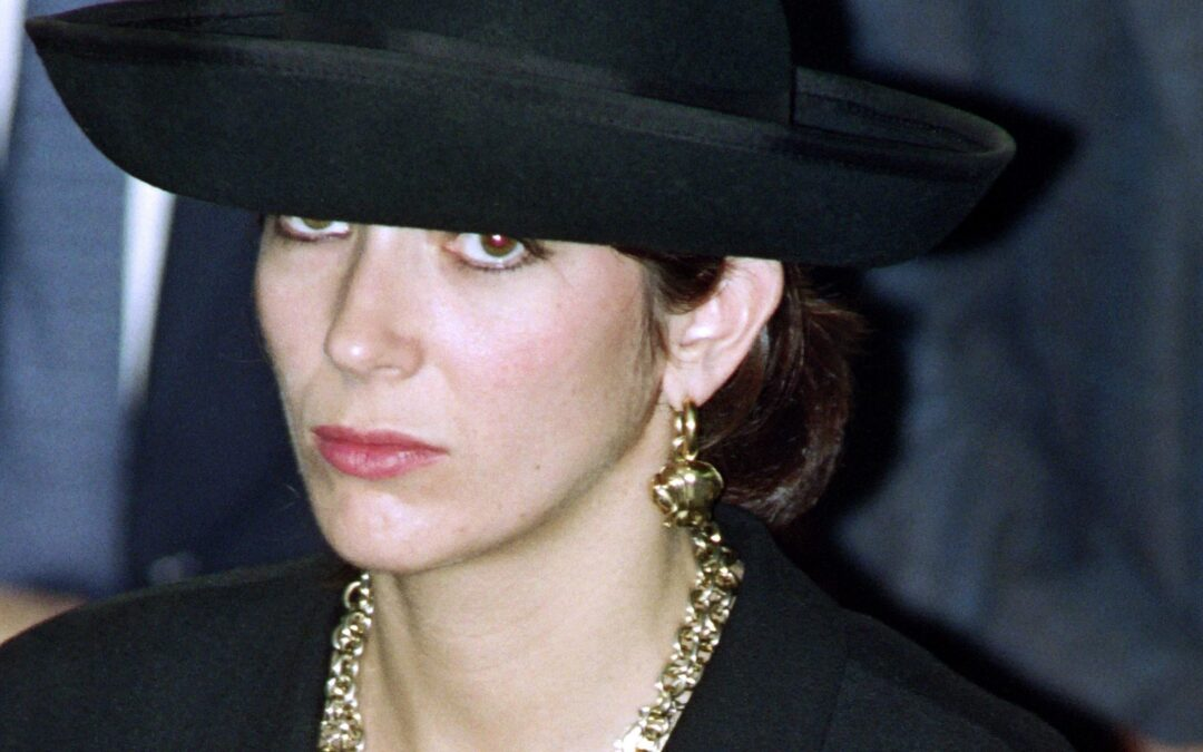 Guards Forced Ghislaine Maxwell To Clean Her Cell For One Stinky Reason