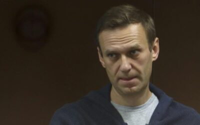 SHOWDOWN: Prison threatens to force-feed Navalny…