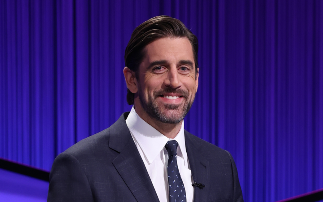 UPDATE: Aaron Rodgers Gets High Praise From Key 'JEOPARDY!' Exec After First Week Of Hosting Show...