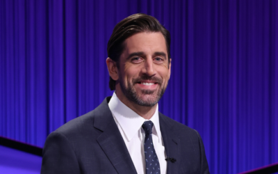 UPDATE: Aaron Rodgers Gets High Praise From Key 'JEOPARDY!' Exec After First Week Of Hosting Show…