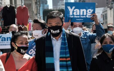 Andrew Yang Has Commanding Lead In NYC Mayoral Race, Poll Shows