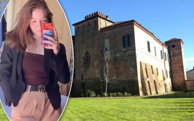 How a TikTok account is making this medieval Italian castle famous