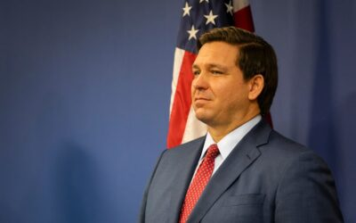 Republican donors flock to DeSantis…