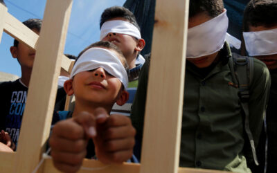 'Lives gone': Palestinians mark Prisoner's Day