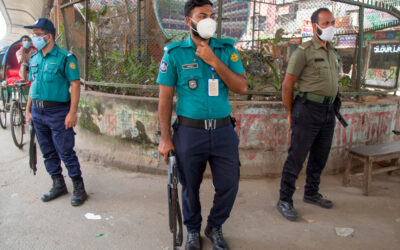 Protesters shot dead by police at Bangladesh power plant