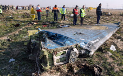 Iran rejects claim Ukraine's plane shot down intentionally