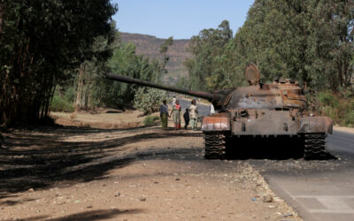 Eritrea confirms its troops are fighting in Ethiopia's Tigray
