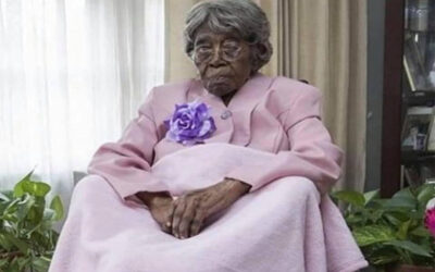 Hester Ford, oldest person in America, dead at 116