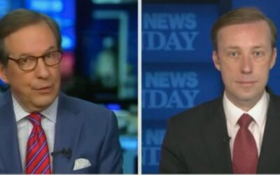 'Can You Guarantee That Won't Happen In Afghanistan?': Chris Wallace Challenges Jake Sullivan With Comparison To Iraq Withdrawal