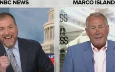 John Boehner: 'I'd Rather Set Myself On Fire' Than Run For Office Again