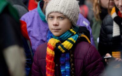 Greta Thunberg joins fight for coronavirus vaccine equity