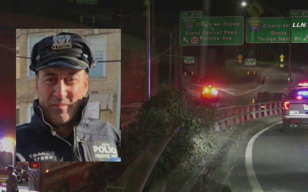 DUI driver kills cop investigating DUI crash...
