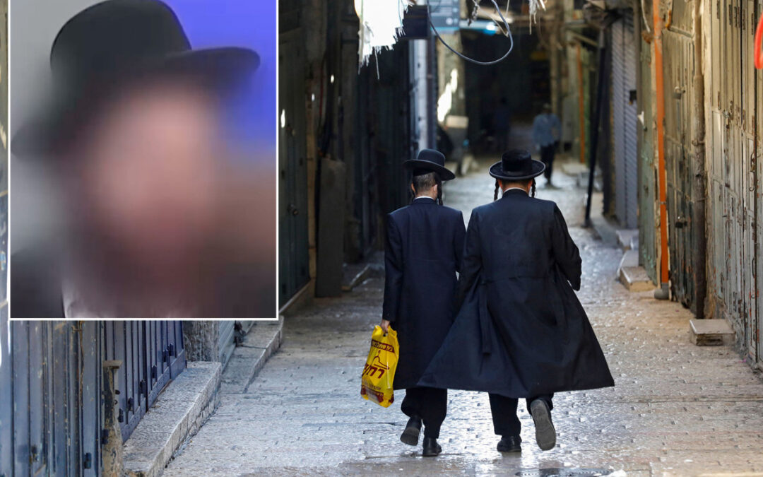 Rabbi accused of being covert Christian missionary...