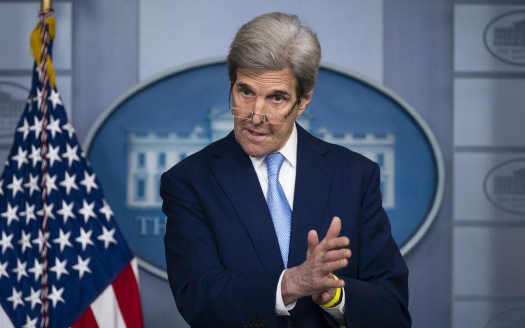 John Kerry denies sharing secret intelligence with Iran as calls for resignation grow...