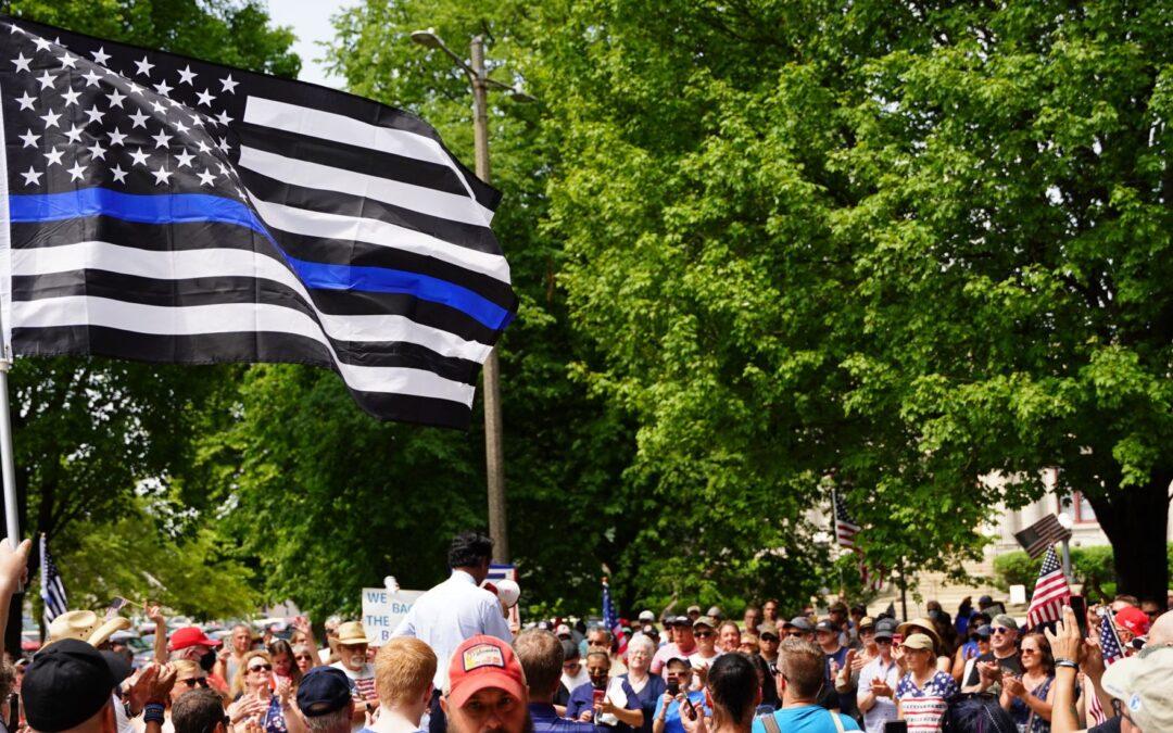 Is Blue Lives Matter Offensive?