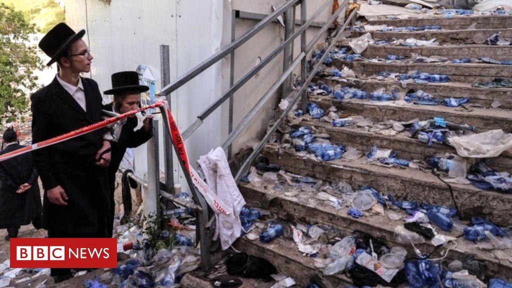 Israel crush: Dozens killed at Lag B'Omer religious festival
