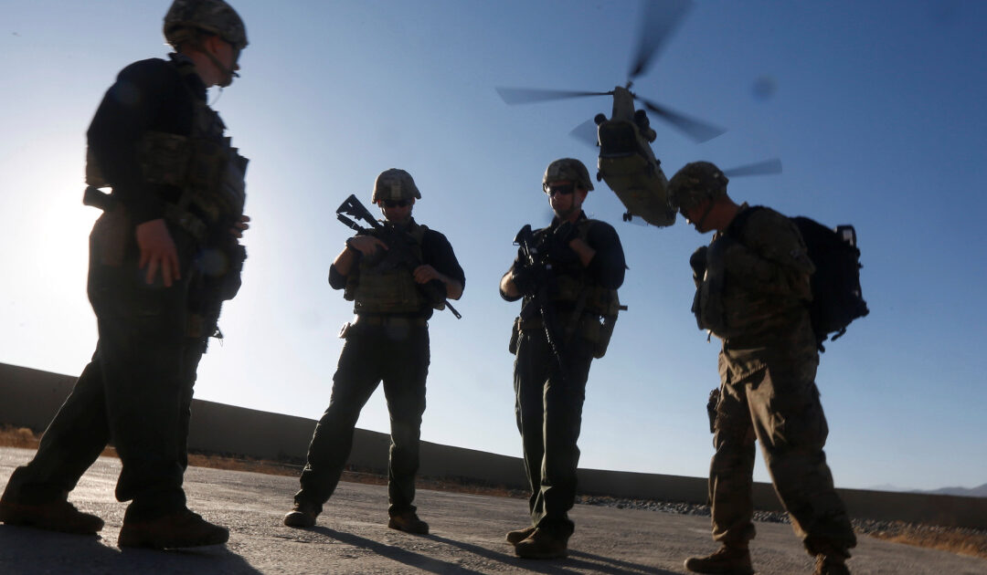 Afghan retreat: US starts withdrawing from its longest war