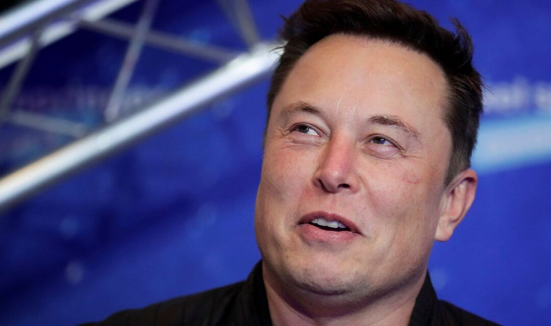 Elon Can Pocket Another $32 Billion of TESLA Shares...