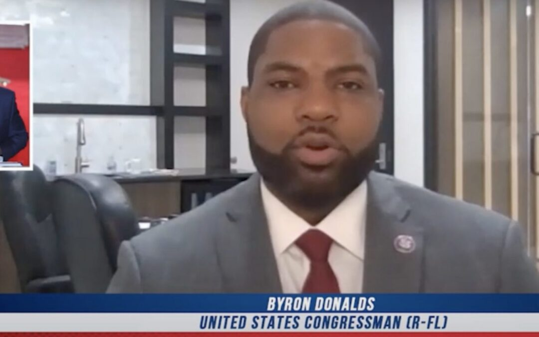 EXCLUSIVE: Rep. Byron Donalds Says America Is 'Absolutely Not' A Racist Nation