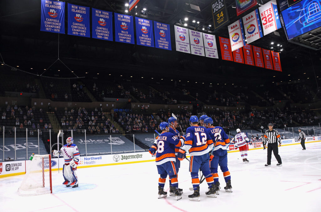 Storied Rangers-Islanders rivalry says goodbye to Coliseum