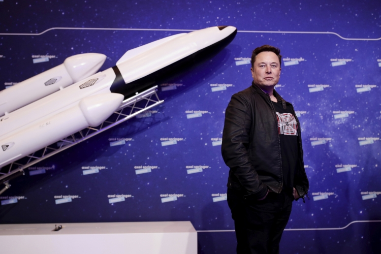 Elon Musk Has Become the Coolest Capitalist of Them All