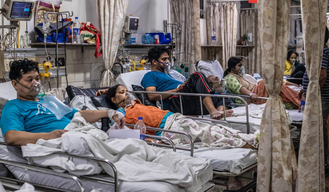 India COVID cases soar as oxygen, vaccine shortages continue