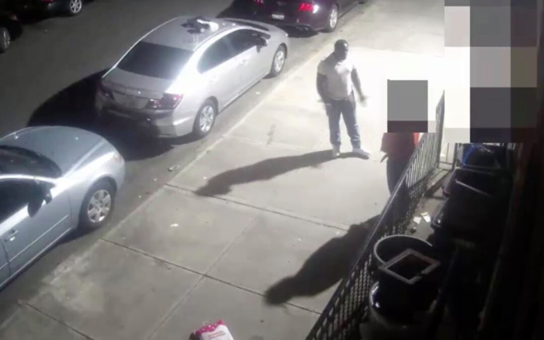 See it: suspect beats, stomps man in caught-on-camera Brooklyn attack