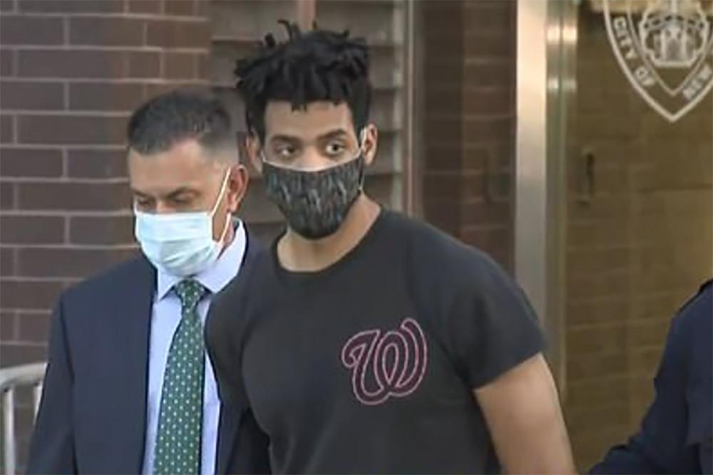 Bronx judge orders accused Jewish center vandal to be cut loose