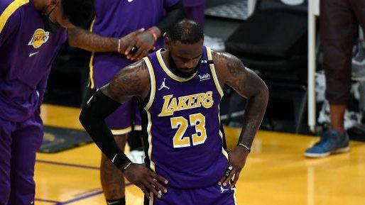 LeBron rips NBA play-in as LAKERS struggle...
