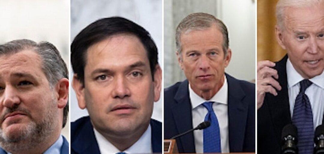 EXCLUSIVE: Republicans Push Back As Biden Admin Remains Confident Despite Low Immigration Approval Rating
