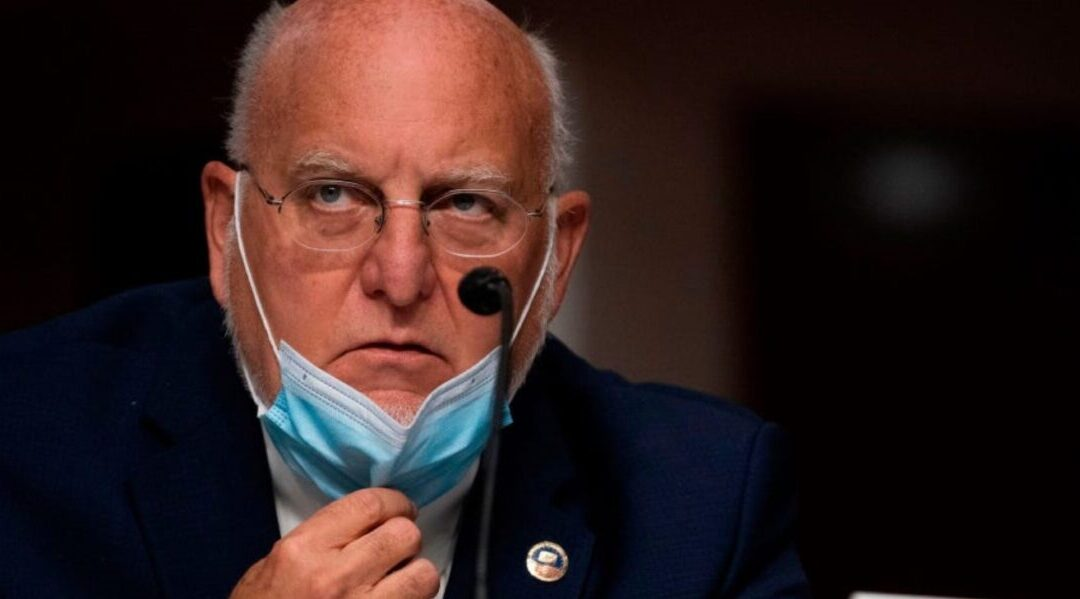 Ex-CDC Director Received Death Threats From SCIENTISTS After Embracing...