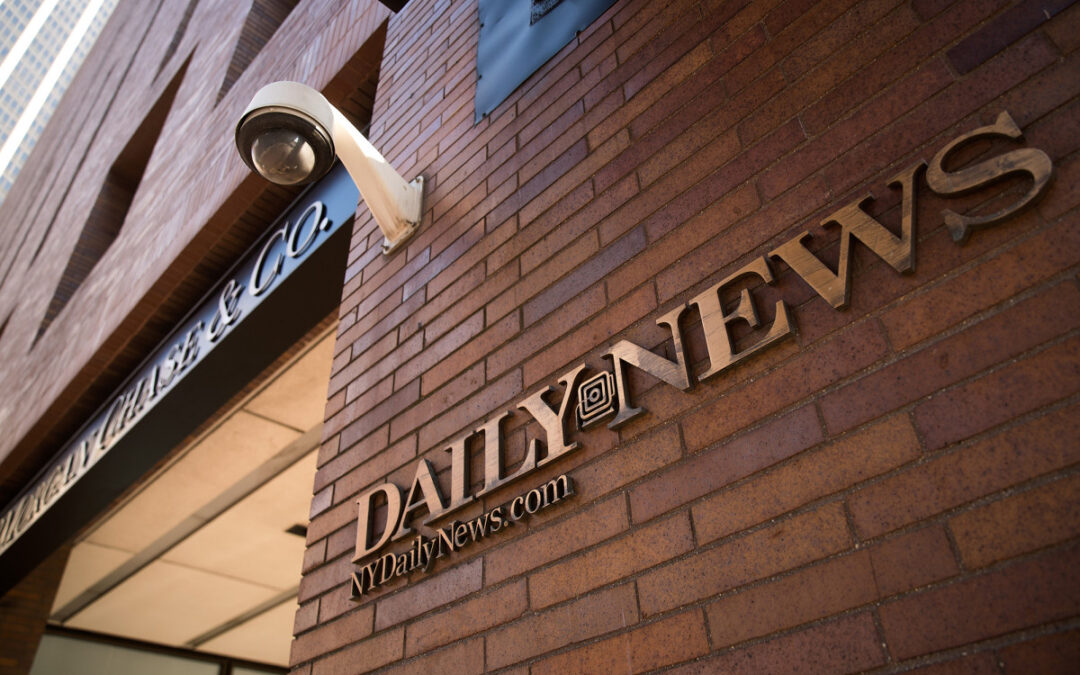 TROUBLES: Turmoil erupts at DAILYNEWS as owner pushes buyouts...