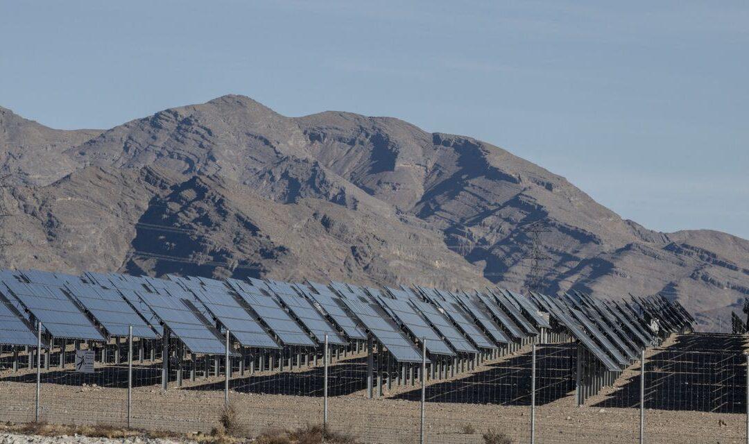 Solar Power's Land Grab Hits Snag: Environmentalists...
