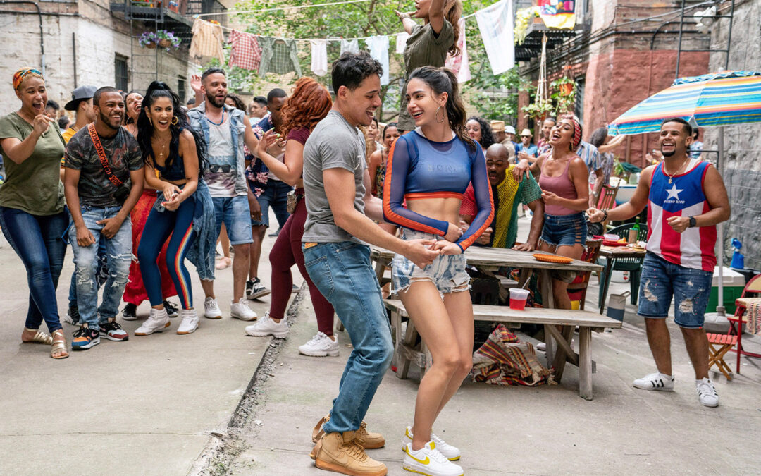 When Will Lin-Manuel Miranda's New Musical 'In The Heights' Be On HBO Max?
