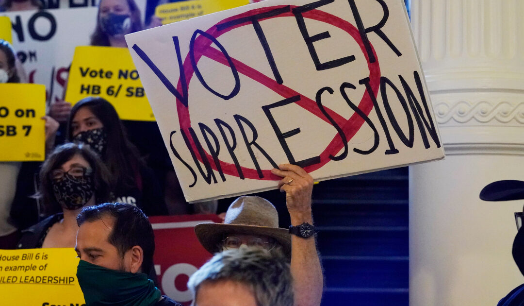 Key Democratic senator says he will oppose US voting rights bill