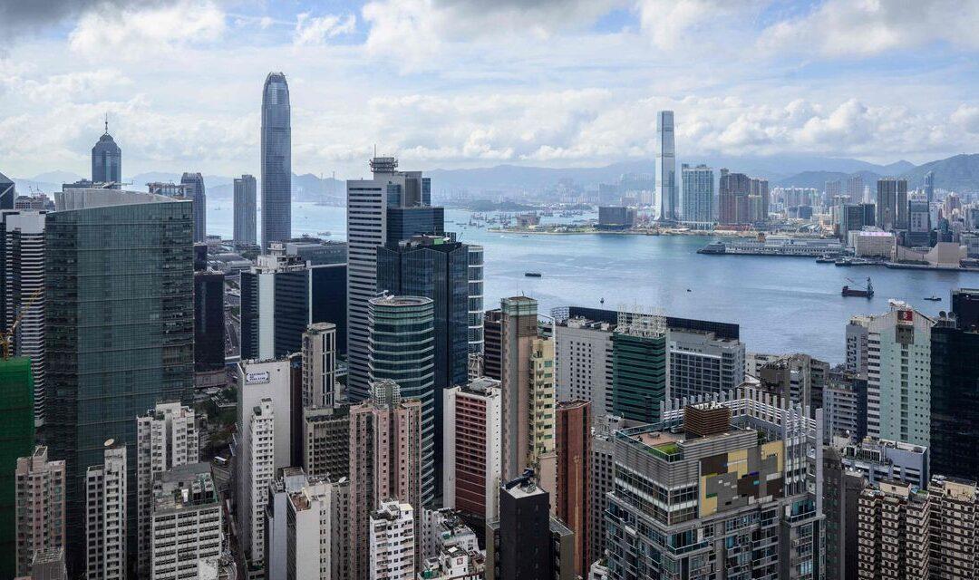Global Companies Eye Exits From Hong Kong...