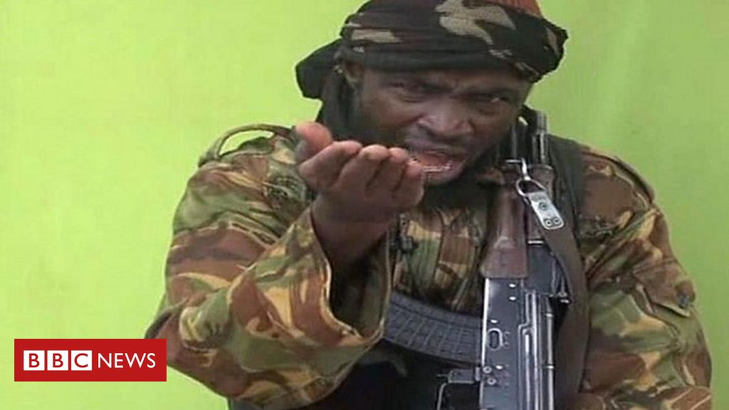 Abubakar Shekau: Boko Haram leader is dead, say rival militant group