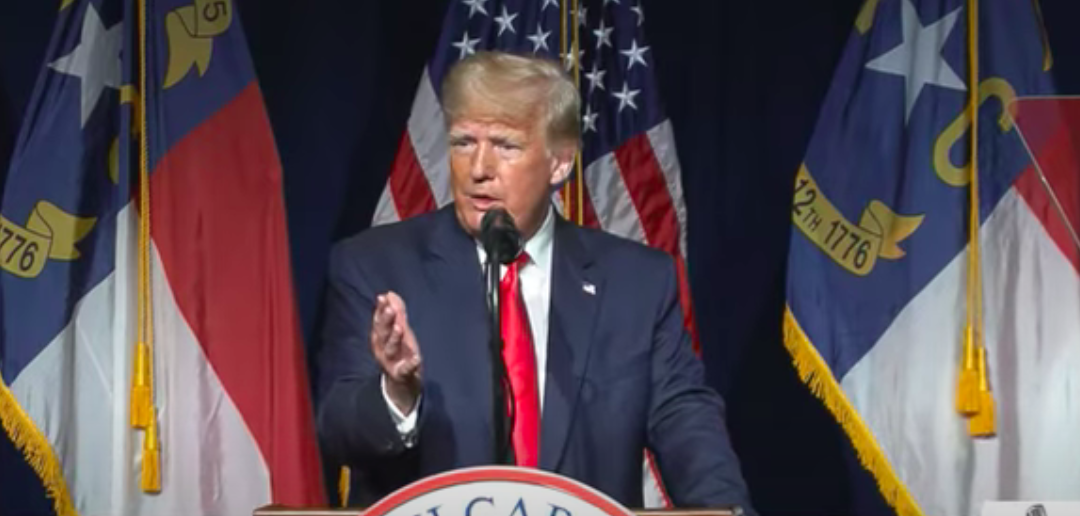 'Screams Like I've Never Heard Before': President Trump Tells Moving Story Of Seeing Fallen Soldiers Brought Home To Their Families