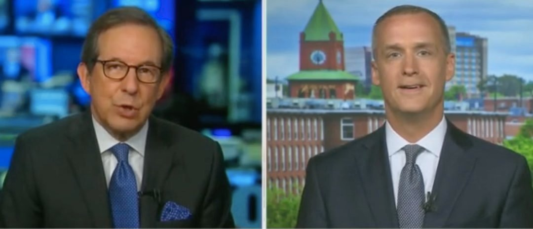 'You Had Your Day In Court And You Lost': Chris Wallace Challenges Corey Lewandowski Directly, Tells Him To Stop Blaming Media