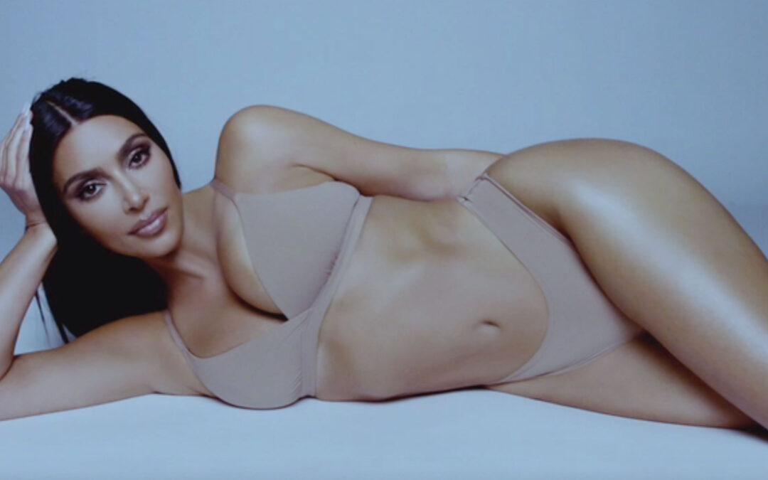 Kim Kardashian's Skims ad didn't edit her waist, wasn't retouched