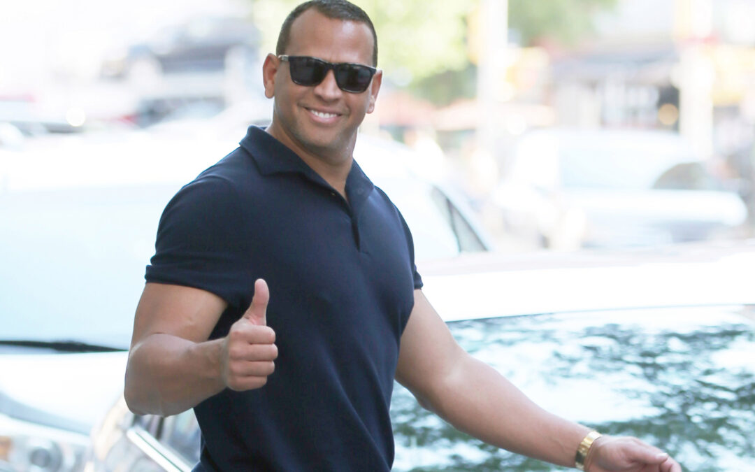 Single Alex Rodriguez apartment hunting in Tribeca and Upper West Side