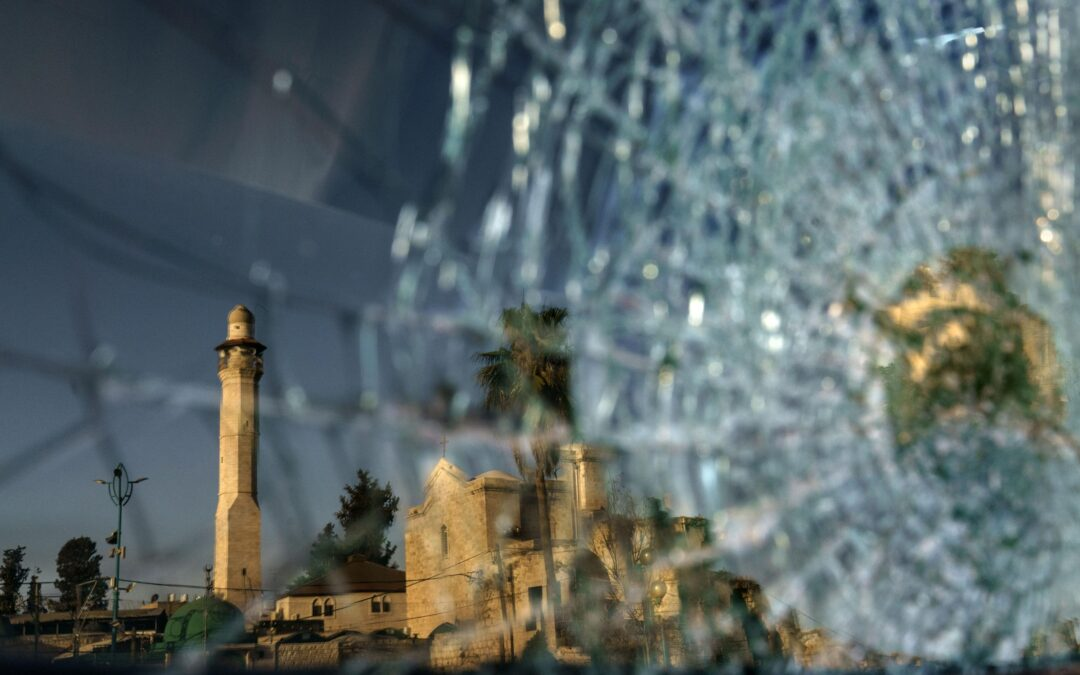 Mixed city of Arabs and Jews remains on edge after violence...