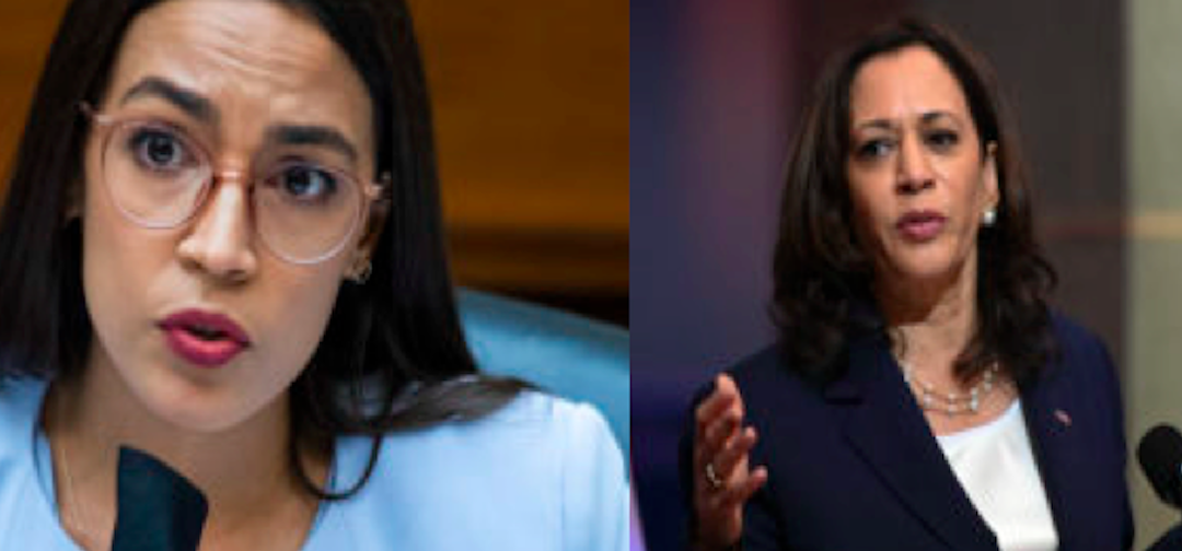 'This Is Disappointing': Rep. Ocasio-Cortez Rips VP Harris' 'Do Not Come' Illegally Warning To Migrants