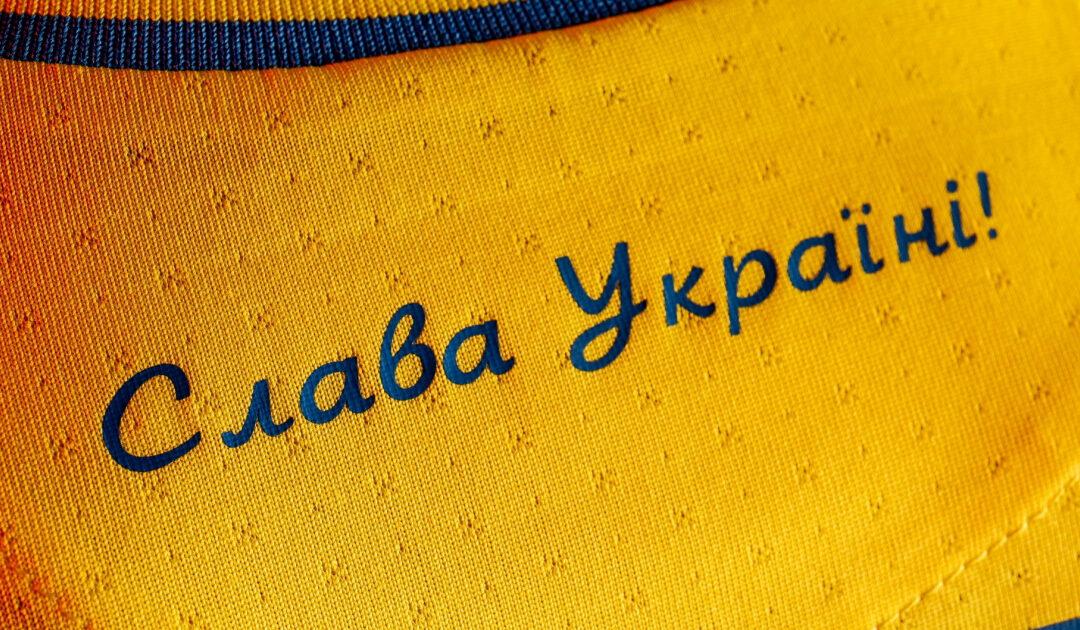 UEFA tells Ukraine to remove 'political' slogan from Euros kit